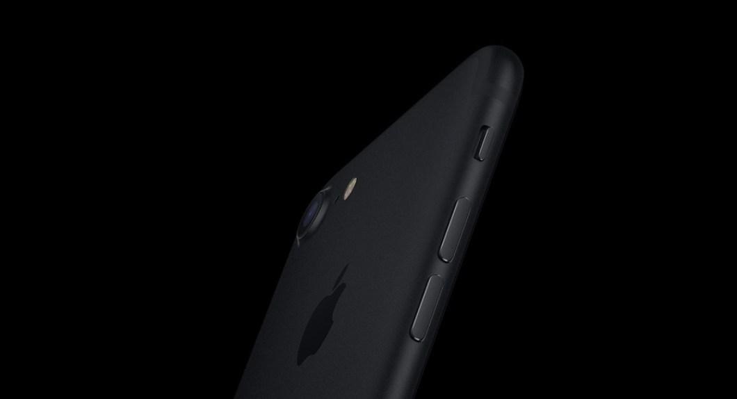 Fallo en los iPhone 7