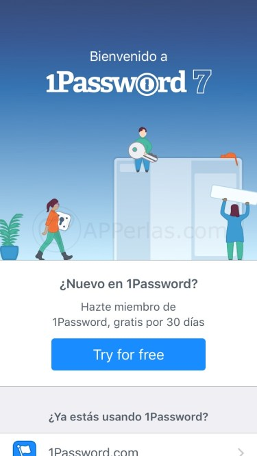 1Password de pago
