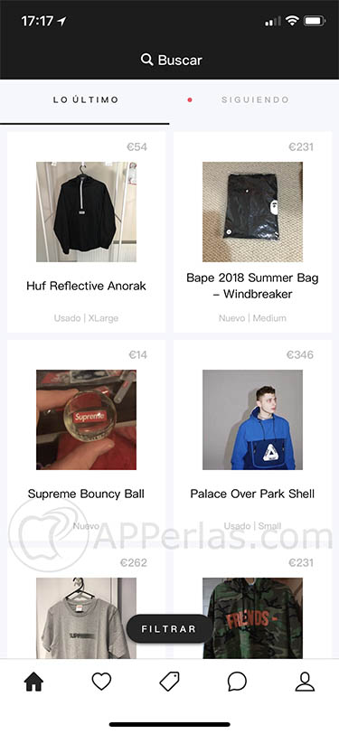 app para comprar moda urbana 3