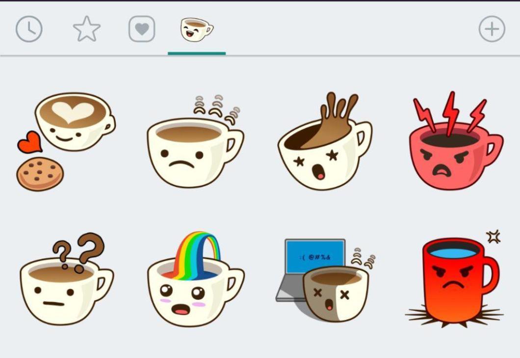 descargar los stickers de WhatsApp