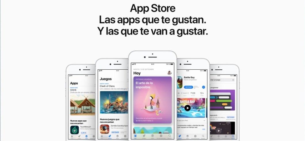 Nuevas aplicaciones para iOS
