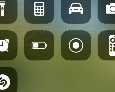 Cómo grabar la pantalla del iPhone y iPad