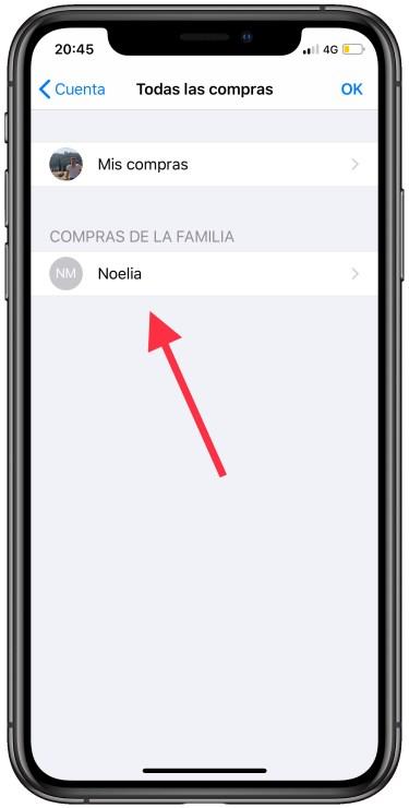 compartir aplicaciones compradas 2