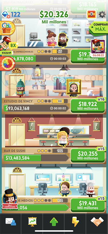 Cash Inc. 3