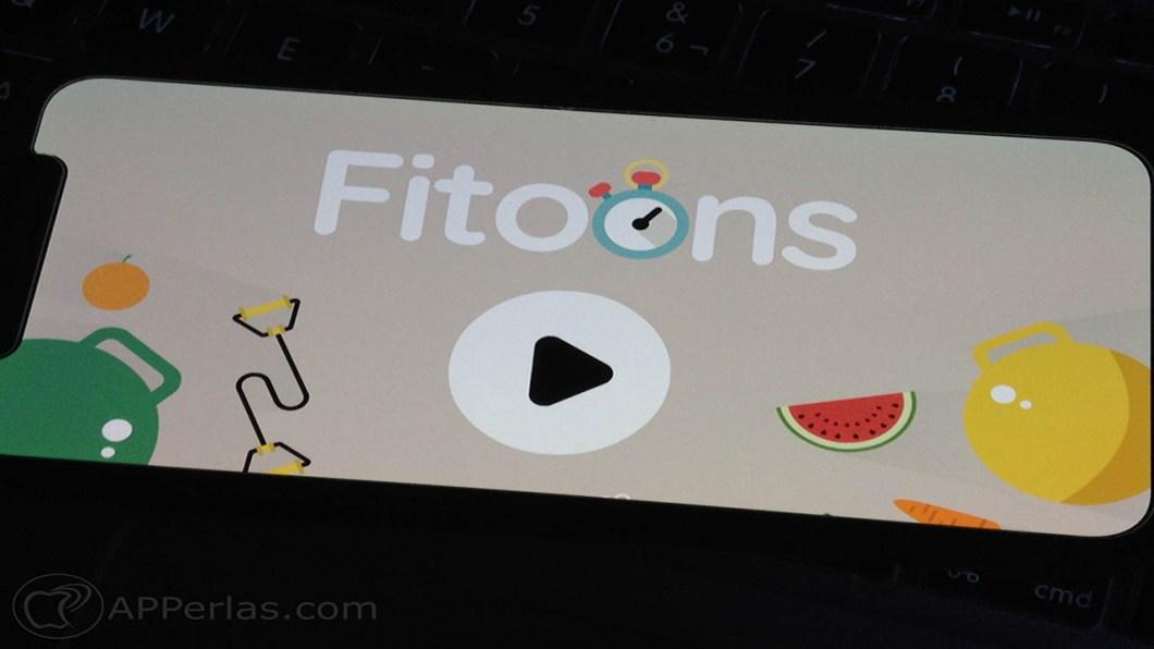 Fitoons para iOS