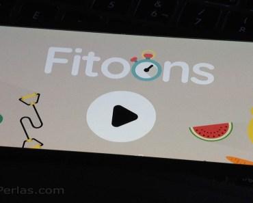 Fitoons, la app que quiere enseñar a los más pequeños a ser sanos