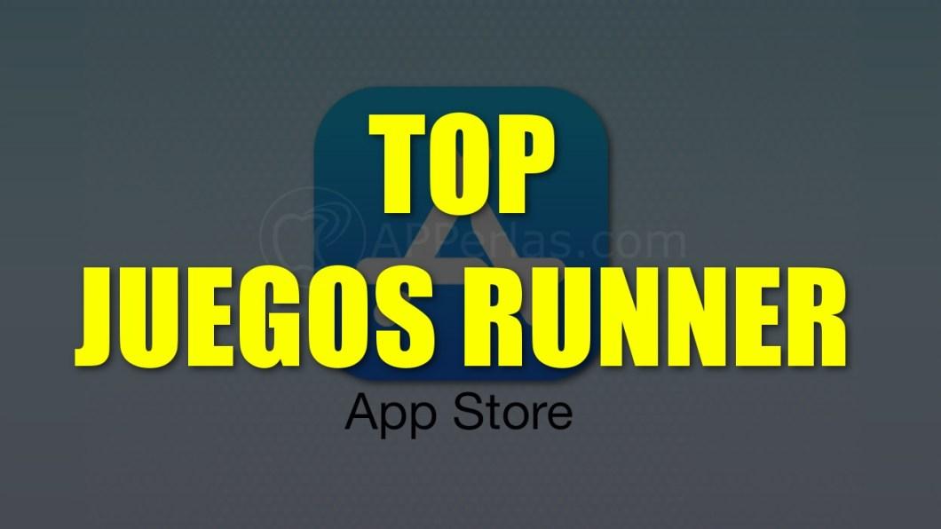 Juegos Runner para iPhone