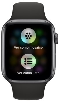 las aplicaciones en el Apple Watch 1