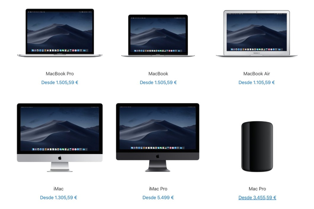 Ofertas MAC Black Friday 2018