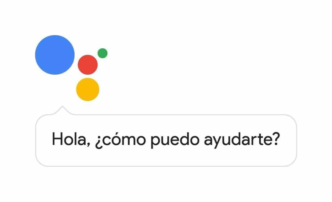 Google Assistant en el iPhone