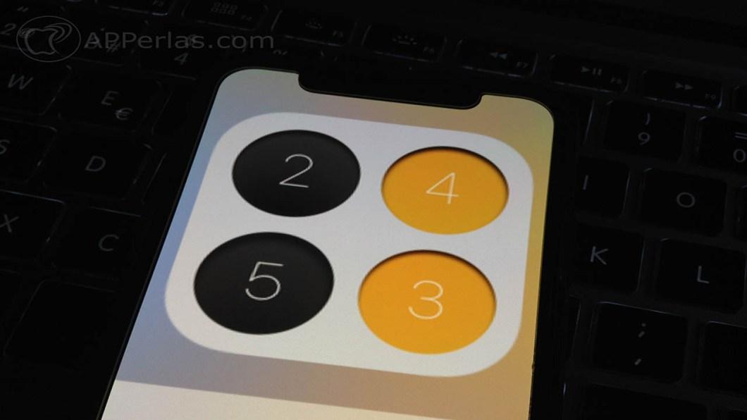 oculta archivos en iphone 11