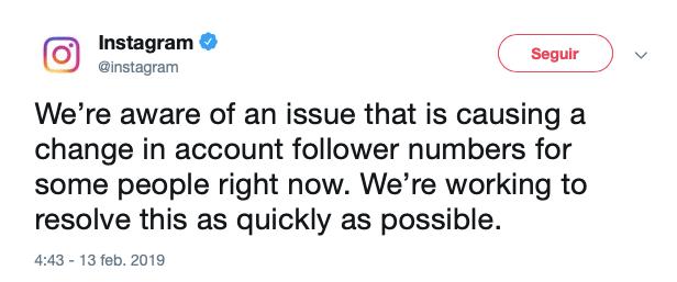 instagram elimina seguidores usuarios