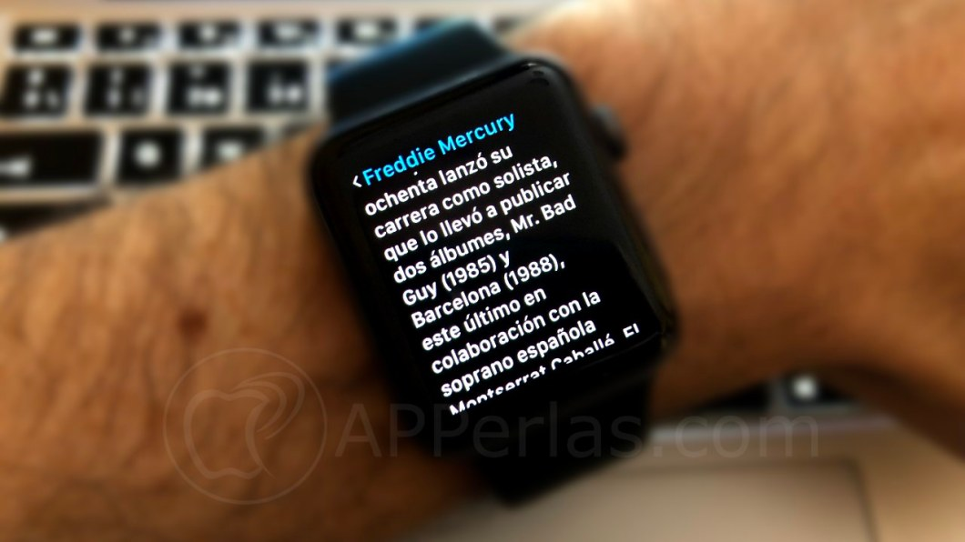Wikipedia Apple Watch