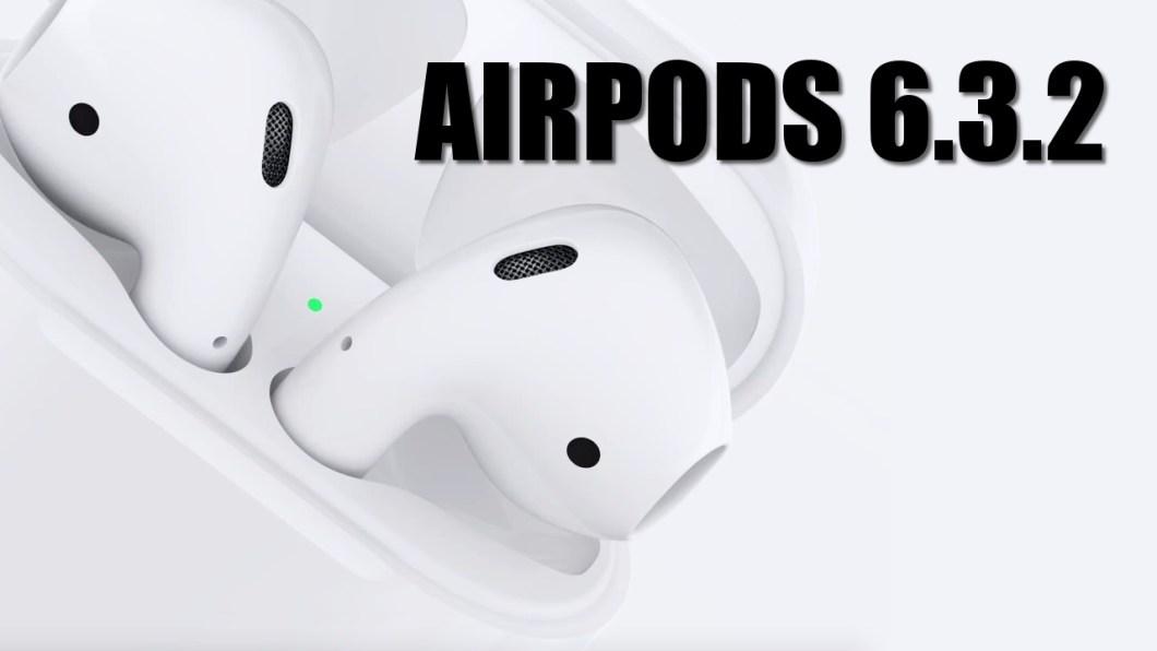 Actualización de los Airpods 1