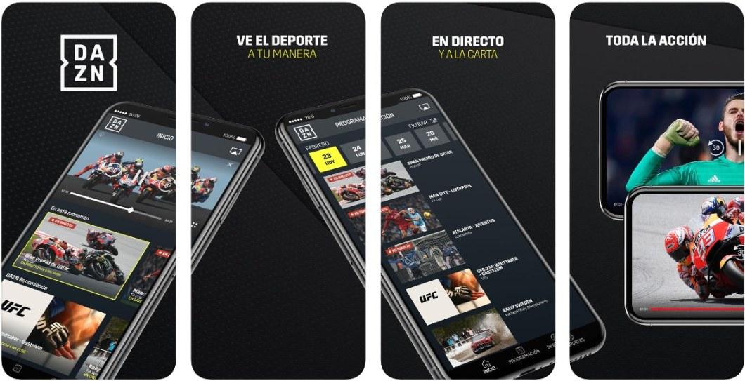 App DAZN