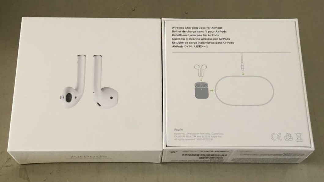 Airpods 2 y AirPower