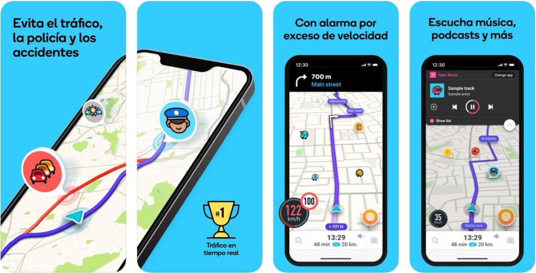 Waze para iPhone