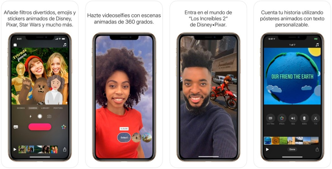 Clips de Apple