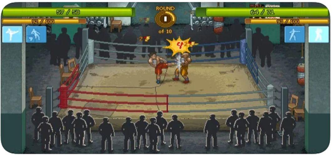 Juego de peleas Punch Club