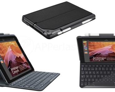 Funda con teclado para iPad que nos ha encantado y recomendamos