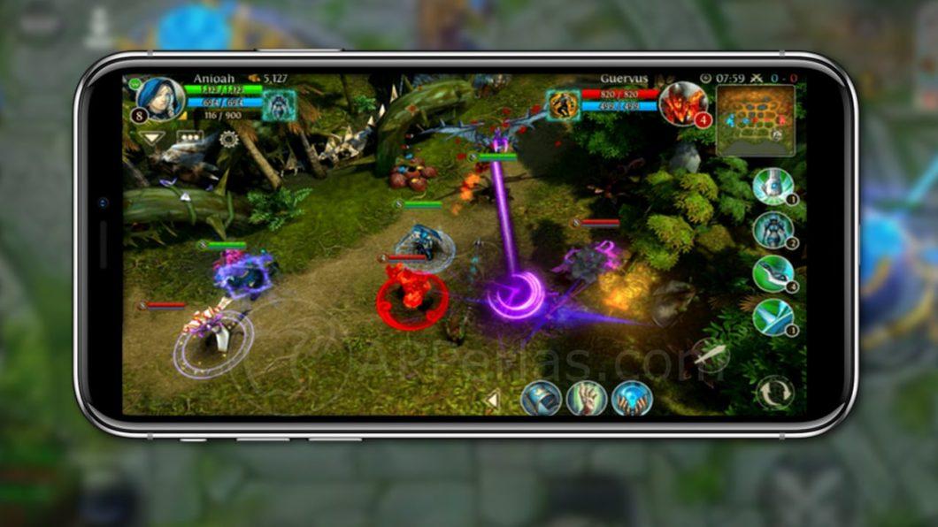 League of Legends para iPhone