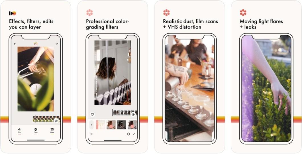 App Filmm para iOS