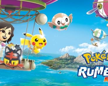 nintendo pokemon rumble rush 2