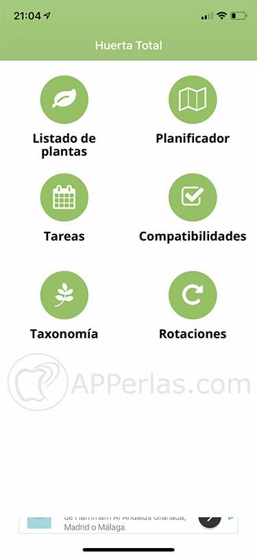 app de huerto huerto total 2