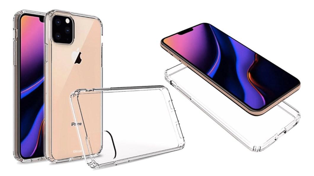 próximo iPhone XI o iPhone 11 renders filtraciones rumores 2