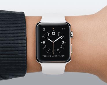 Cómo hacer que el Apple Watch diga la hora en voz alta