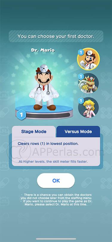 Dr. Mario World, el nuevo juego de Mario Bros para iOS 3