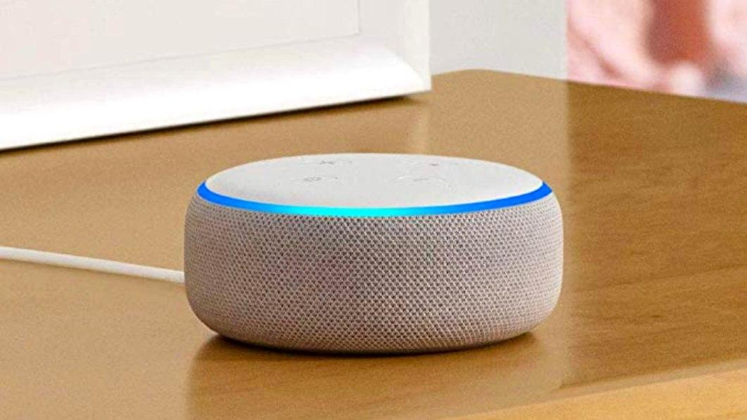 Echo Dot, dispositivo con Alexa