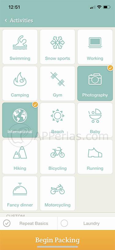 app para organizar la maleta packpoint 2 copia