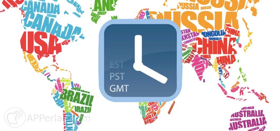 app de zonas horarias time buddy 1