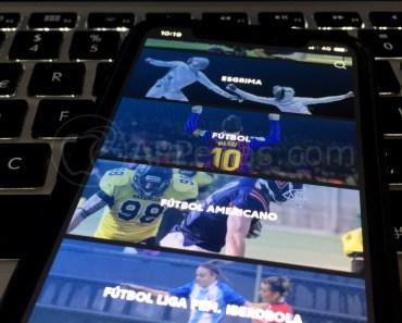 Ver deportes en directo y gratis con la app Laliga Sports Tv