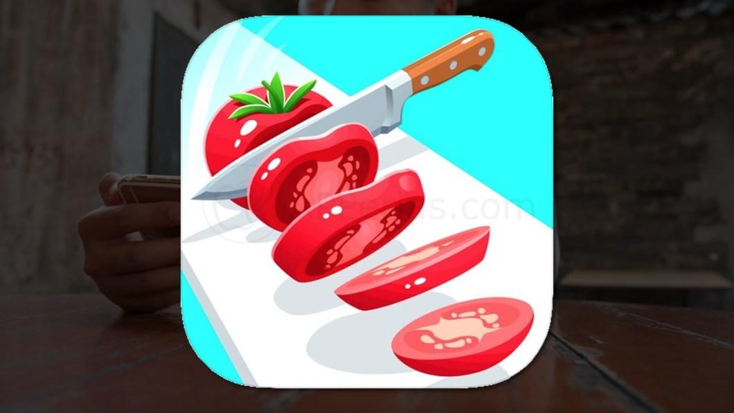 Perfect Slices, el juego del cuchillo