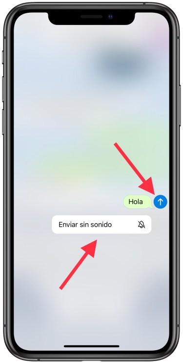 mensajes sin sonido en Telegram 1