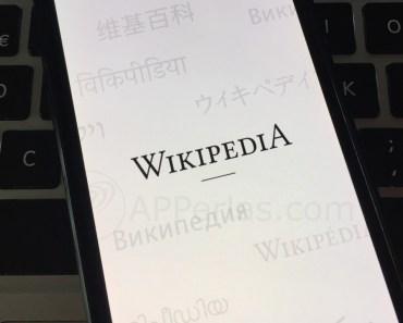 Wikipedia, la mayor fuente de conocimiento de internet en tu iPhone y iPad