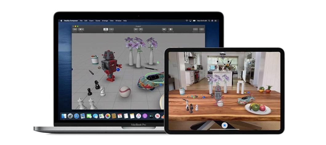 Apple lanza Reality Composer, su app de Realidad Aumentada 1