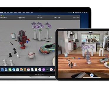 Apple lanza Reality Composer, su app de Realidad Aumentada