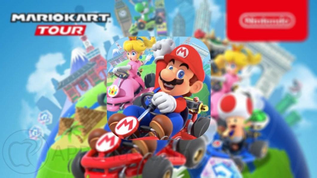 Mario Kart Tour para iOS 1