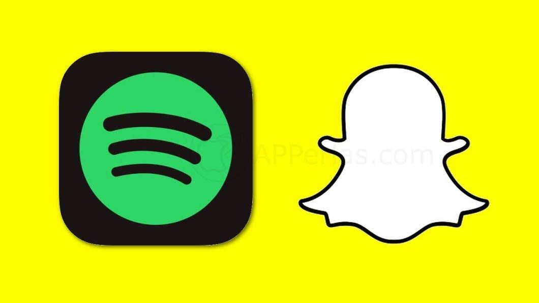 Compartir música de Spotify en Snapchat