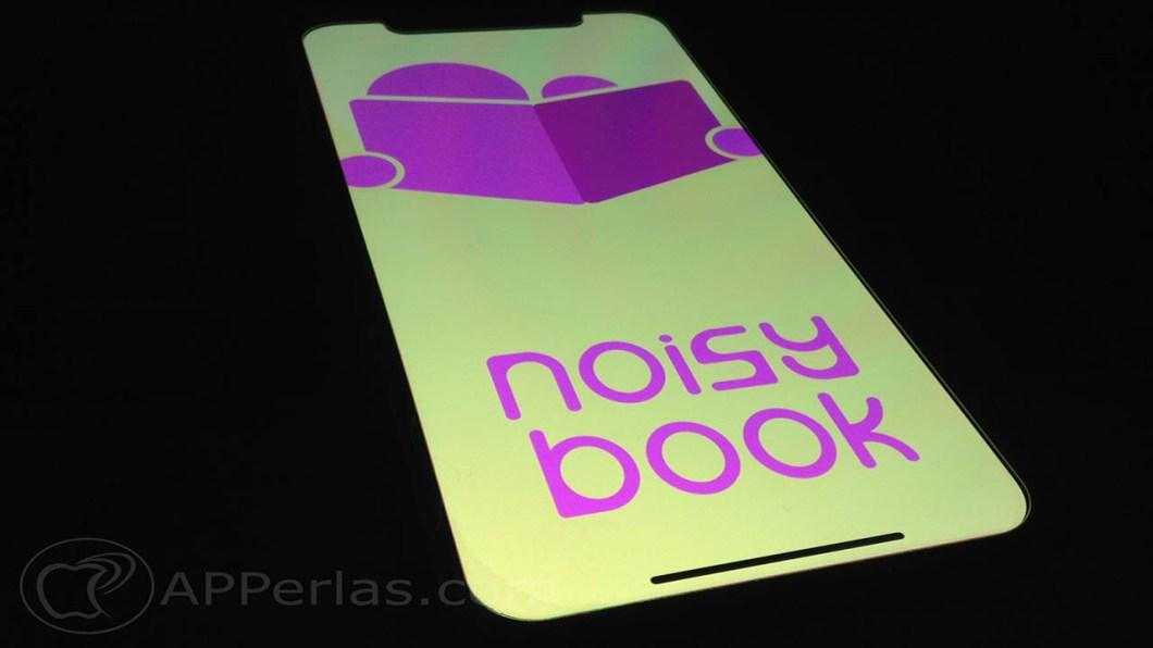 Convierte tus libros en libros interactivos con esta app noisy book 1