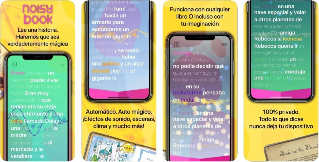App de lectura