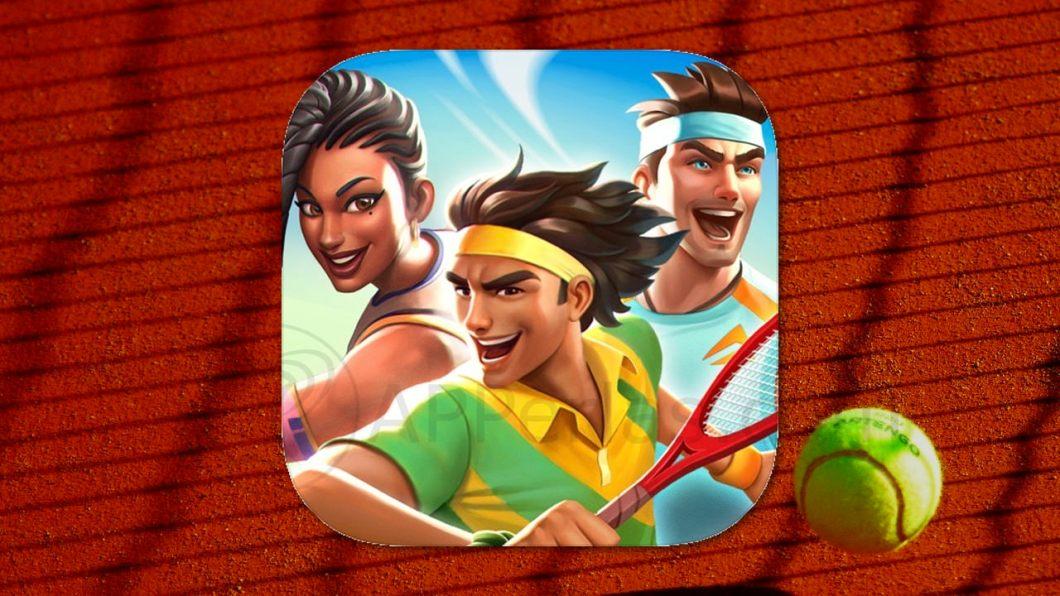 Tennis Clash, fantástico juego de tenis online para iOS