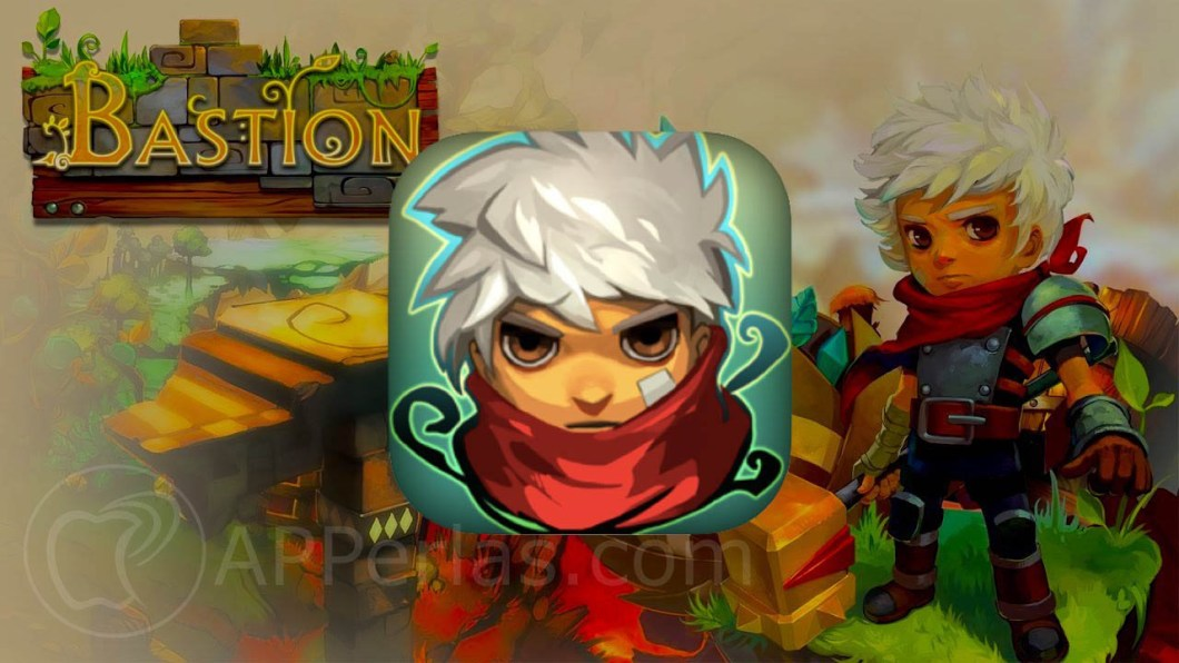 descargar bastion gratis ios iphone ipad 1