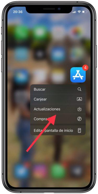 actualizaciones de apps 1