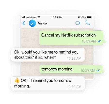 whatsapp any.do crear recordatorios en whatsapp 2 copia
