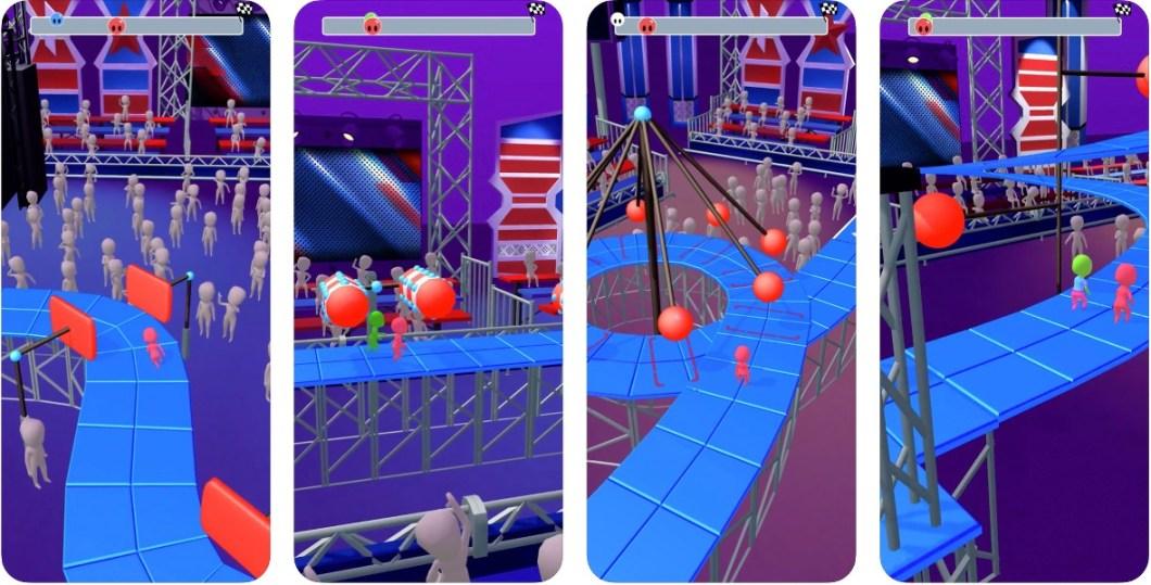 Epic Race 3D para iOS