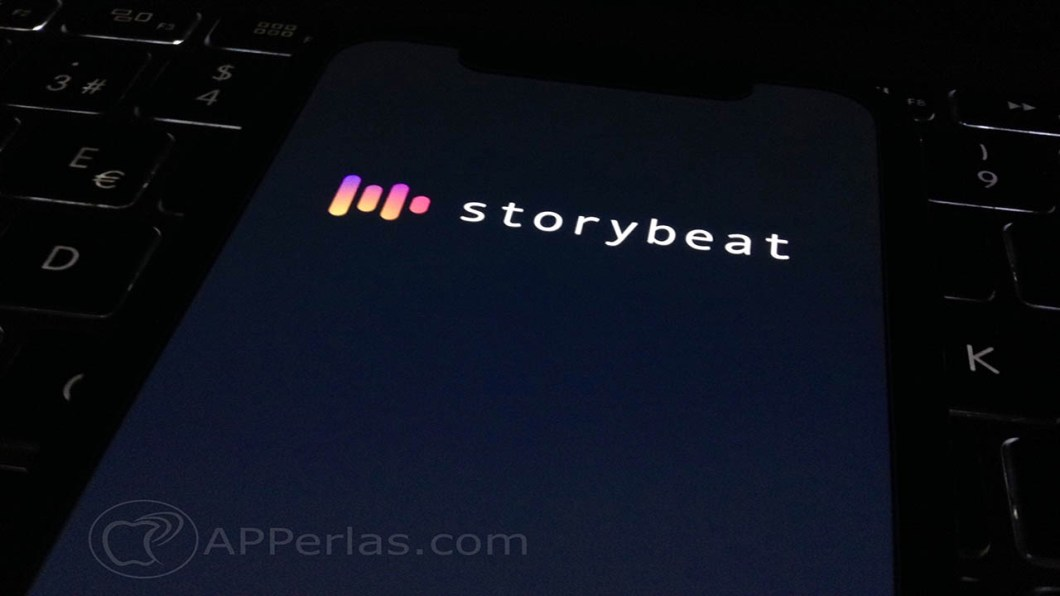 app añadir música a las historias de Instagram storybeat 1